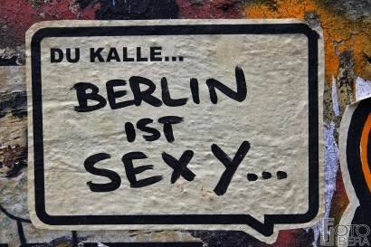 Graffiti in Berlin, Germany
