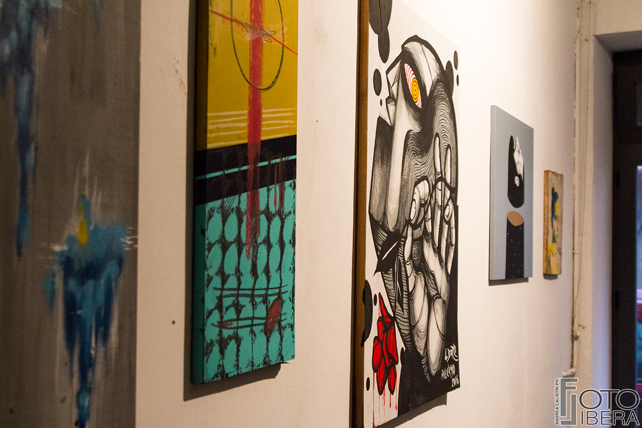 20 maggio 2016 la mostra nel cemento esposizione for Residenza degli artisti